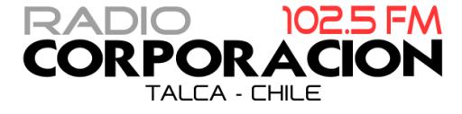 Radio Corporacion Talca 102.5 FM